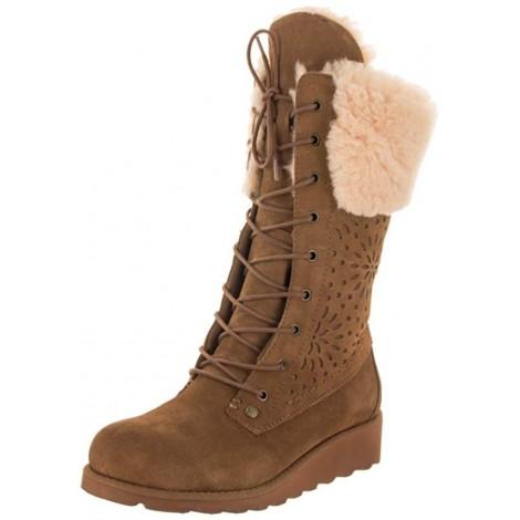 Bearpaw Kylie Best Tan Boots light brown & tan boots