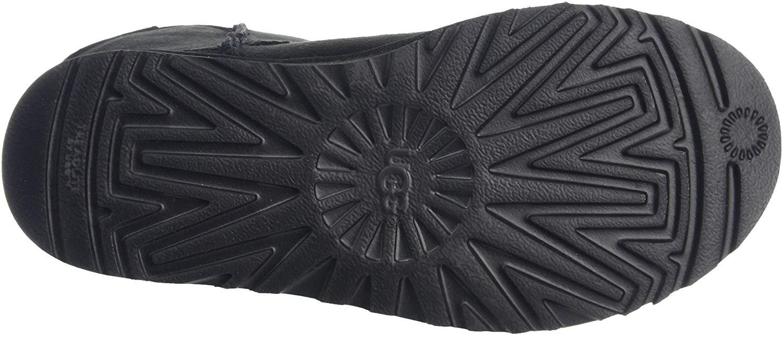 Black Ugg Boots bottom