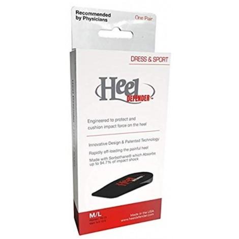 Heel Defender Heel Cup heel cups package