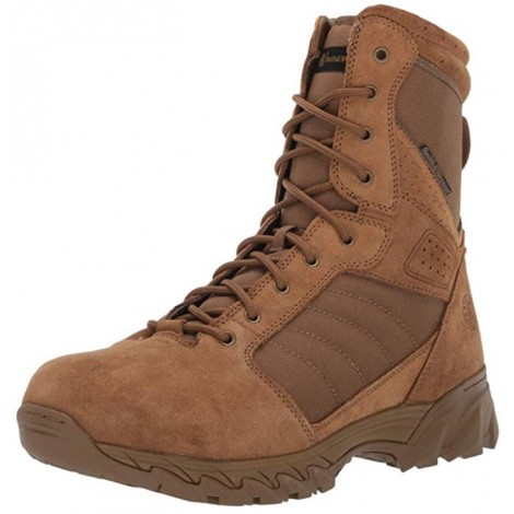 Smith & Wesson Breach 2.0 light brown & tan boots