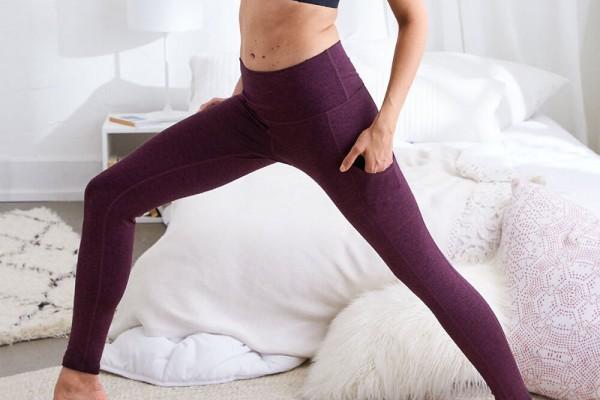 leggins and yoha pants with pockets