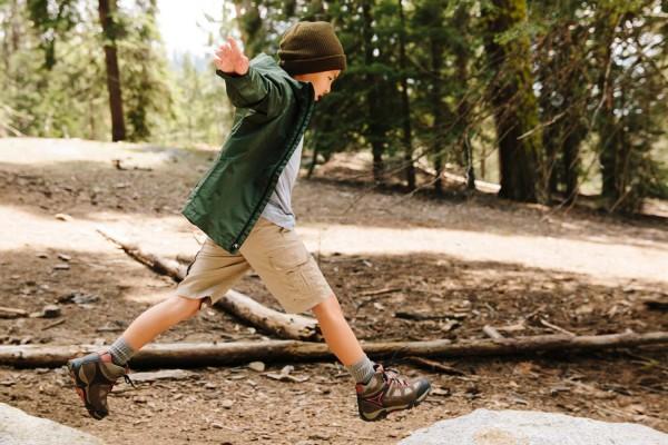 best kids' hiking boots