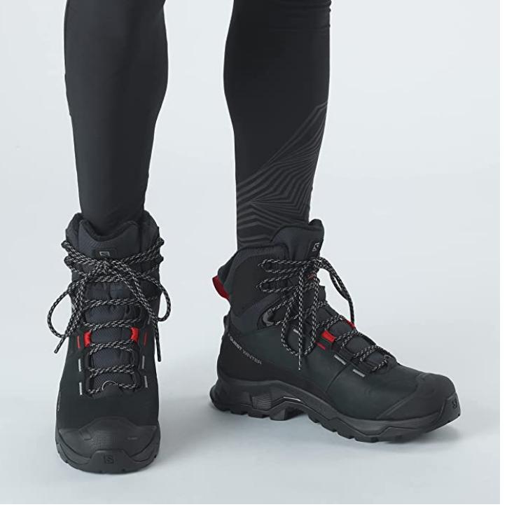 Salomon Quest Winter Thinsulate Waterproof Boots