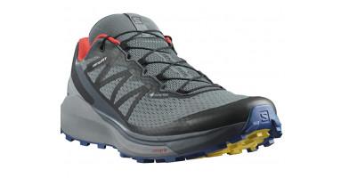 Salomon Sense Ride 4 Gore-Tex Invisible Fit Trail Runners
