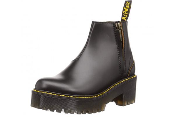 Dr. Martens Platform Chelsea Boots