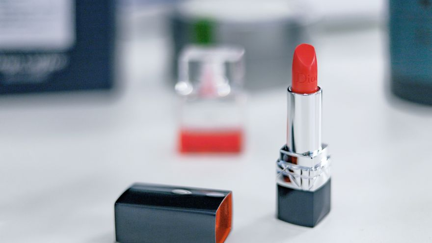 5 Lipstick And High Heel Matches