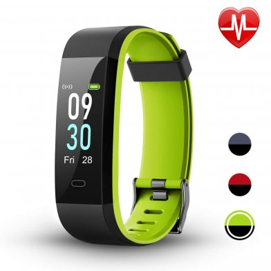 great fitness Tracker from LetsFit, which provided regular feedback via user friendly features for your current fitness levels.