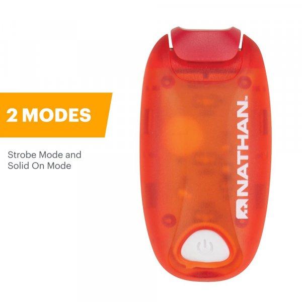 Nathan Strobe Light Modes
