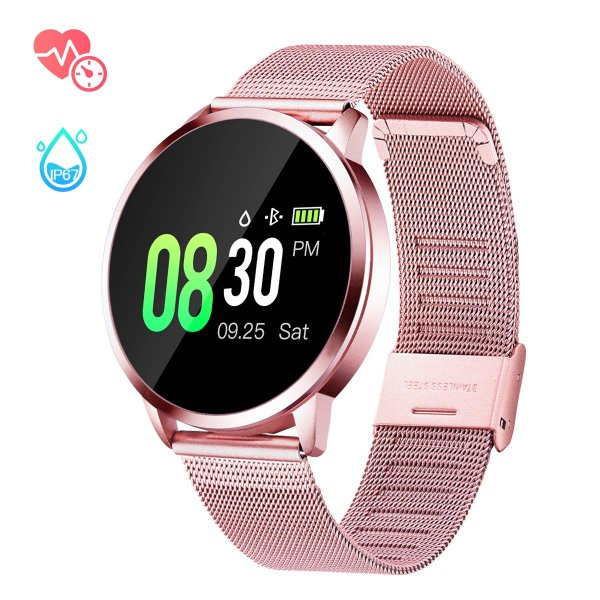 a smart watch from Gokoo, this high perforamce watch offers top performing reliability acombined with durability and style