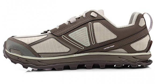 Altra Lone Peak 4 minimalist trial shoes