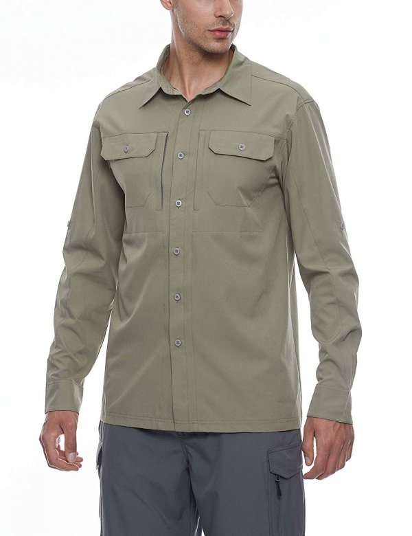 The Little Donkey Andy Hiking Shirt great for style and functionality