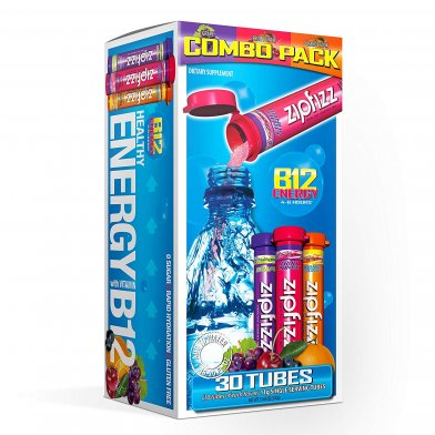 Zipfizz Healthy Energy Drink for bursts of reliable energy