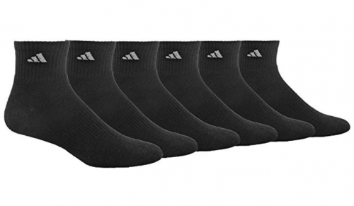 Adidas athletic sock-Best-Quarter-Socks-Reviewed 2