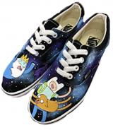 Handpainted Adventure Time