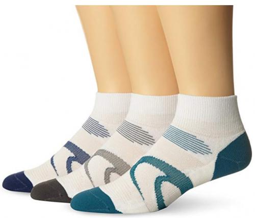 Asics intensity socks-Best-Quarter-Socks-Reviewed 3