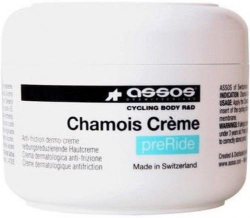 Assos Chamois Cream Front