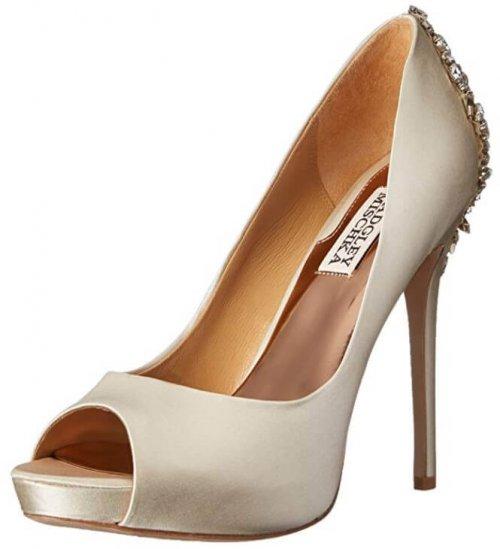 Badgley Mischka Kiara Best Designer Shoes