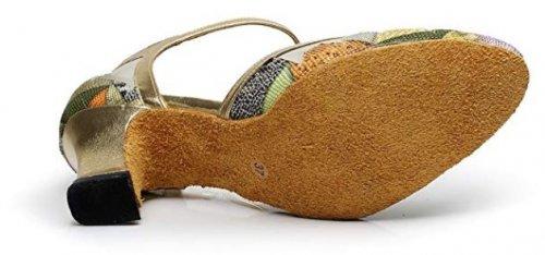 Baysa Mesh Best Ballroom Shoes