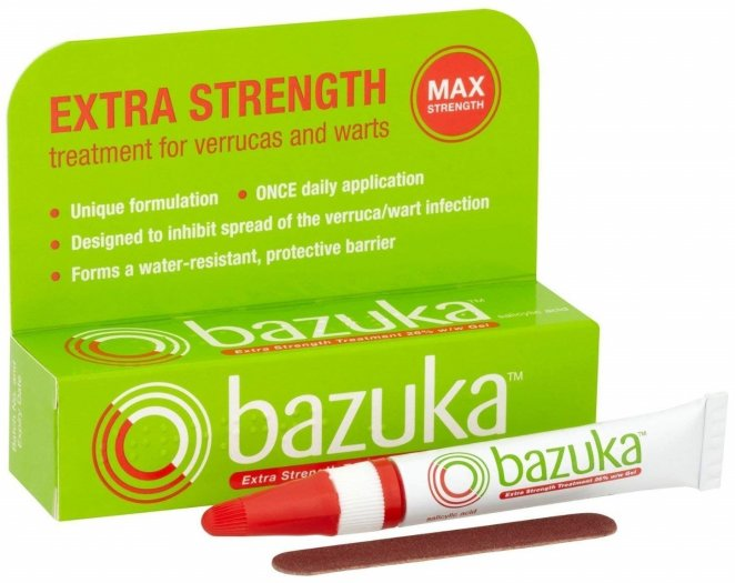 Bazuka Extra Strength