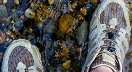 best choices for water proof hiking shoes offering top comfort, support, lots of durability and waterproof.