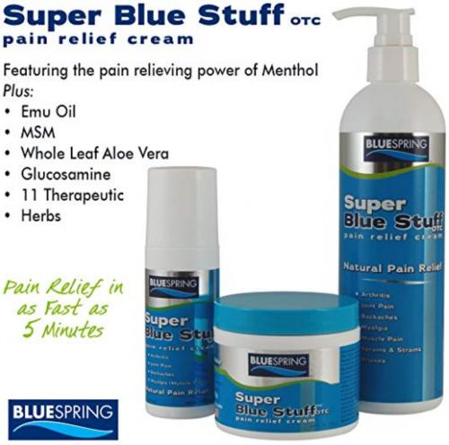 Blue Spring Super Blue Stuff-Best-Muscle-Relaxer-Reviewed 3