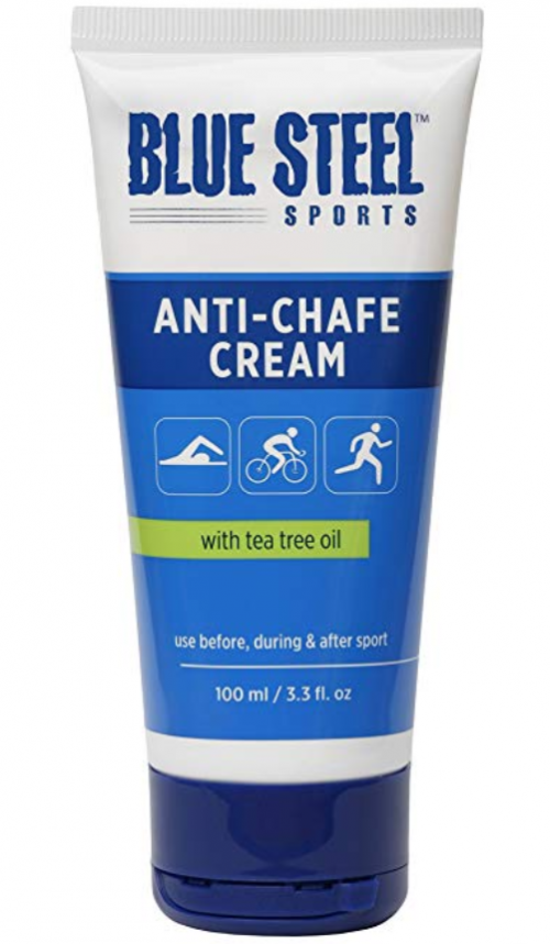 image of Blue Steel Sports anti chafing cream