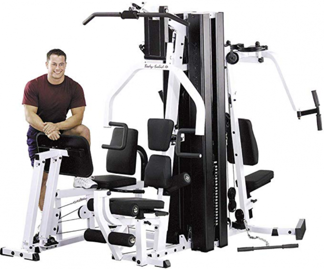 image of Body-Solid Multi-Station best home gym equipment
