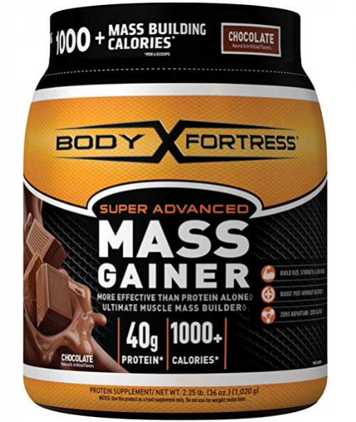 Body fortress -Best-Mass-Gainers-Reviewed