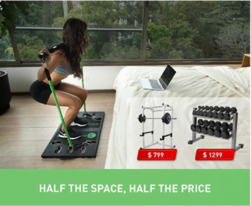 BodyBoss home gym 2.0-Best-Home-gym-equipment-Reviewed 2