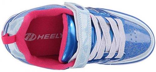Heelys Bolt Plus X2 wheel shoes top view