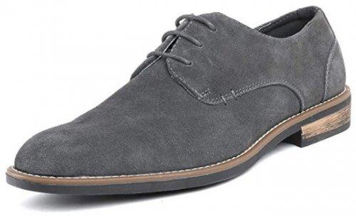 Bruno Marc Urban Best Suede Shoes