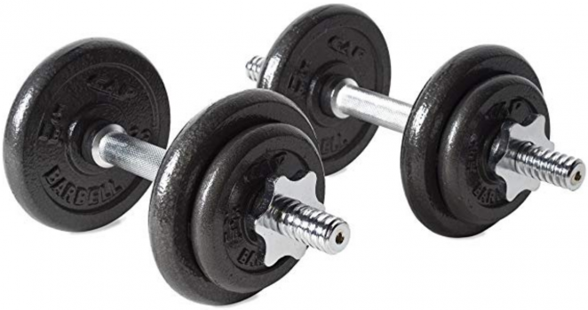 CAP Barbell weights