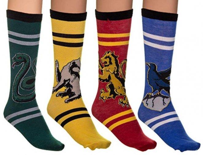 Calhoun Houses Best Harry Potter Socks