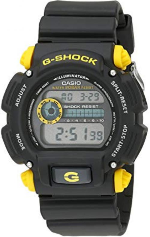 Casio G-Shock Quartz-Best-Sport-Watches-Reviewed 2