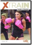Cathe Friedrich's Hard Strike best workout dvds for women