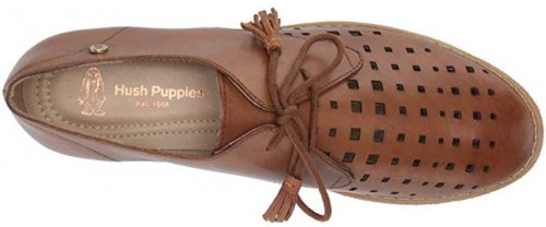 Chardon Perf Best Hush Puppies Shoes
