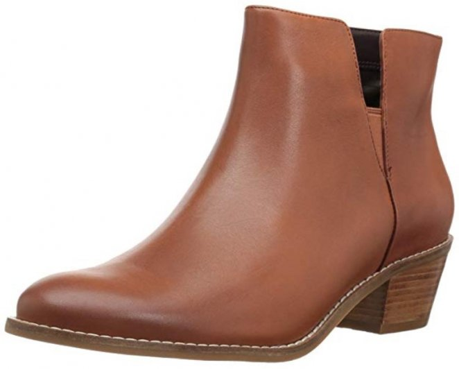 Cole Haan Abbot light brown & tan boots
