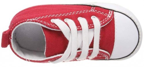 Converse First Star Best Crib Shoes