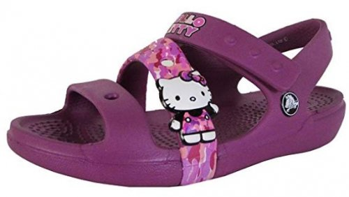 Crocs Keeley Best Hello Kitty Shoes