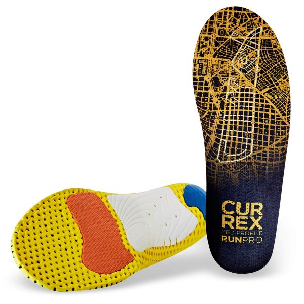 Currex RunPro which are designed to promote consistent odor free healthy feet and lots of very comfortable support.