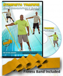 Curtis Adams Exercise for Seniors workout DVDs for men