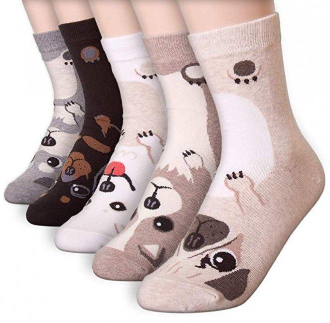 Dani's Choice Animals Best Kids Socks