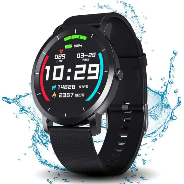 DoSmarter Smart Watch with Connected GPS watch