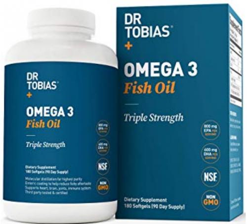 Dr. Tobias Triple Strength