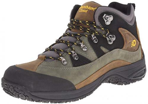 Dunham Mid-Cut Boot waterproof hiking shoes