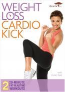 Ernest Schultz Weight Loss Cardio Kick DVD