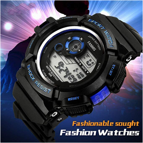 Fanmis military watch-Best-Sport-Watches-Reviewed 3