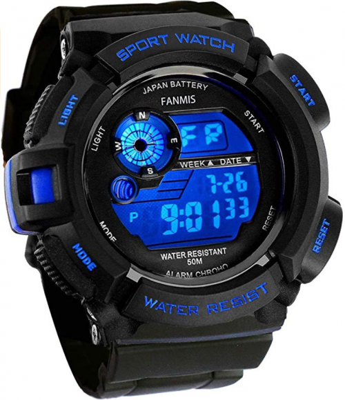 Fanmis military watch-Best-Sport-Watches-Reviewed