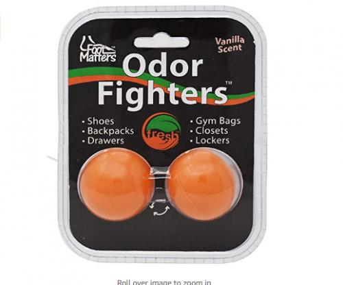 Foot Matters Odor Fighters sneaker balls
