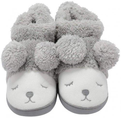 Best Slipper Boots GaraTia Fleece Plush